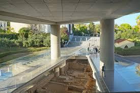 Visite de la ville d'Athènes et du Musée de l'Acropole